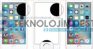 iphone 7 ekran görüntüsü alma