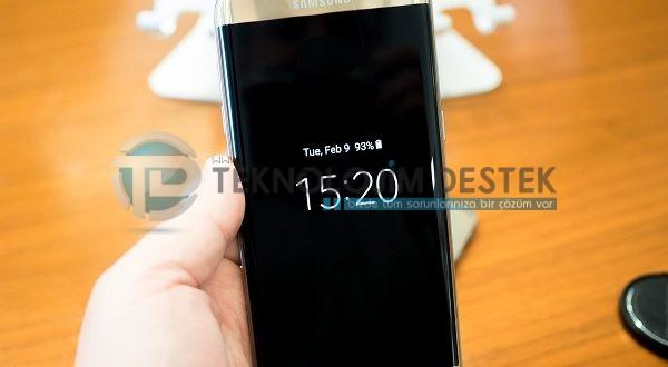 Samsung A8 tarih saat ayarı nasıl yapılır? Android cep telefonları tarih saat ayarları nasıl yapılır? Samsung Galaxy saat ayarı nasıl yapılır? Samsung otomatik tarih saat ayarı nasıl yapılır resimli anlatım, Samsung saat ayarı nasıl yapılır?