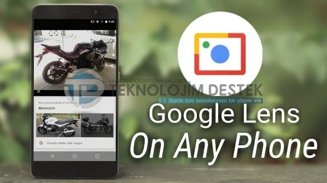 Google Lens iPhone 8, Google lens ios
