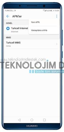 Huawei Mate 10, nasıl yapılır, resimli anlatım