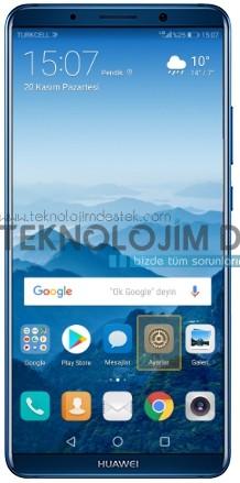 Huawei Mate 10 internet ayarları, Huawei Mate 10 Pro Turkcell internet ayarları, Huawei Mate 10 Türk Telekom internet ayarları, Huawei Mate 10 Pro Vodafone internet ayarları nasıl yapılır?