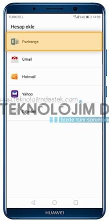 Huawei Mate 10 ve Huawei Mate 10 Pro cihazlar üzerinden E-posta, Exchange mail kurulumu nasıl yapılır? Huawei Mate serisi ile hızlı bir yükselişe geçti ve birçok yeni kullanıcıya ulaşmayı başardı. Huawei Mate mail ayarları nasıl kurulur?