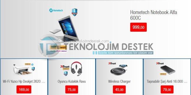 bim elektronik ürünler 30 kasım 2018