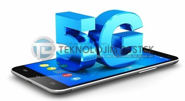 5g destekleyen telefonlar, 5g nedir, teknoloji
