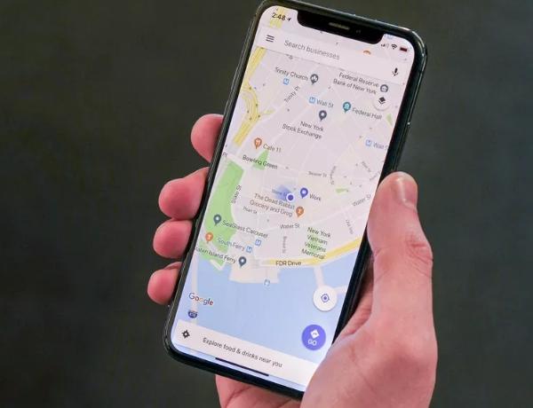 Google Haritalar, teknoloji