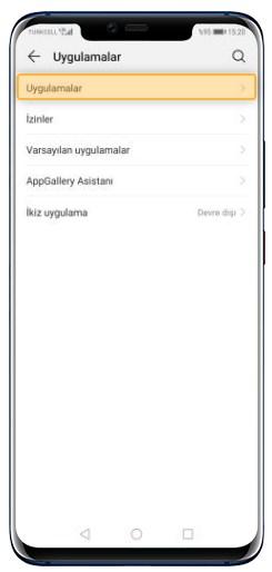 Huawei P20 Pro uygulama nasıl kaldırılır? (Resimli anlatım)