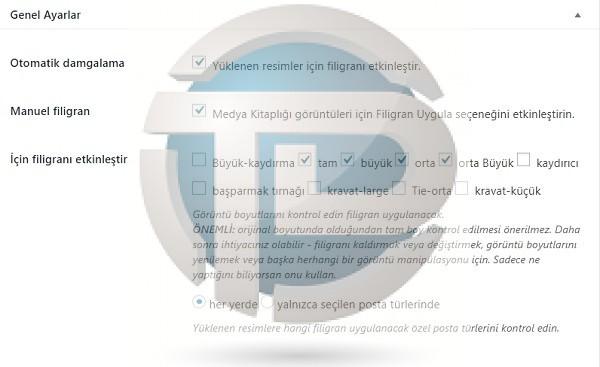 Wordpress'te en çok aranan işlemlerden bir tanesi olan resimlerin üzerine otomatik olarak logo ekleme işlemi nasıl yapılır?