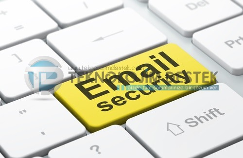 E-posta adresi güvenliği