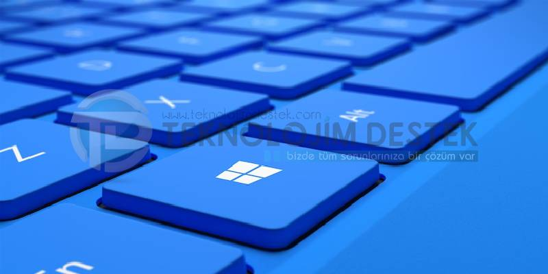 windows 10 recovery yapma