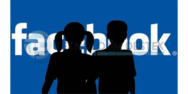 Facebook Ebeveyn Kontrölü