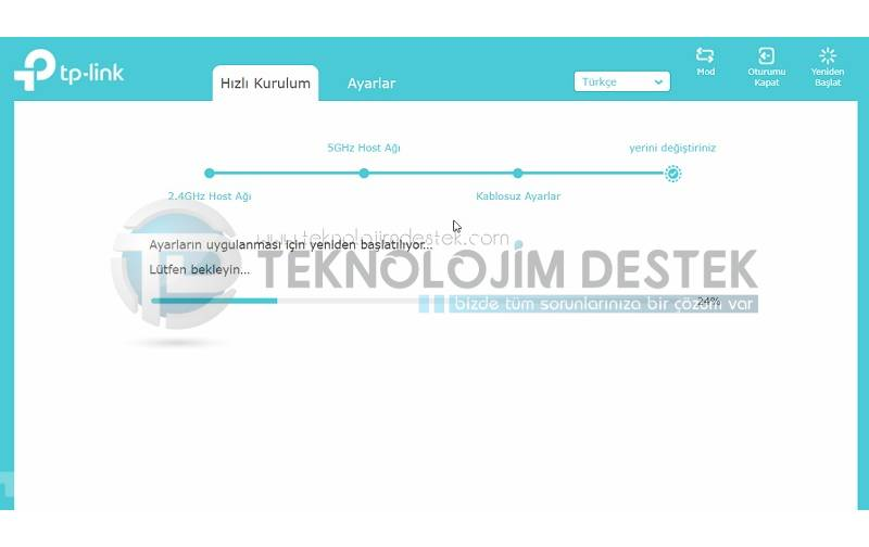 Tplink RE200 kablosuz kurulum(resimli anlatım)