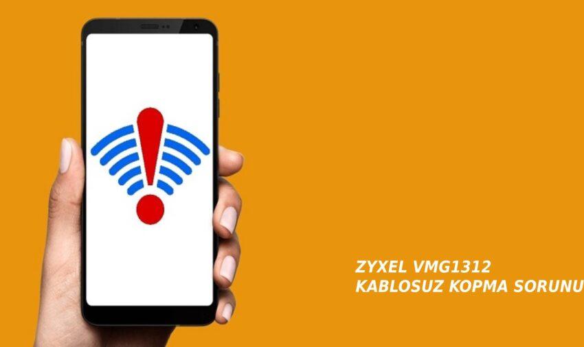 Zyxel vmg3312-b10d kopma sorunu